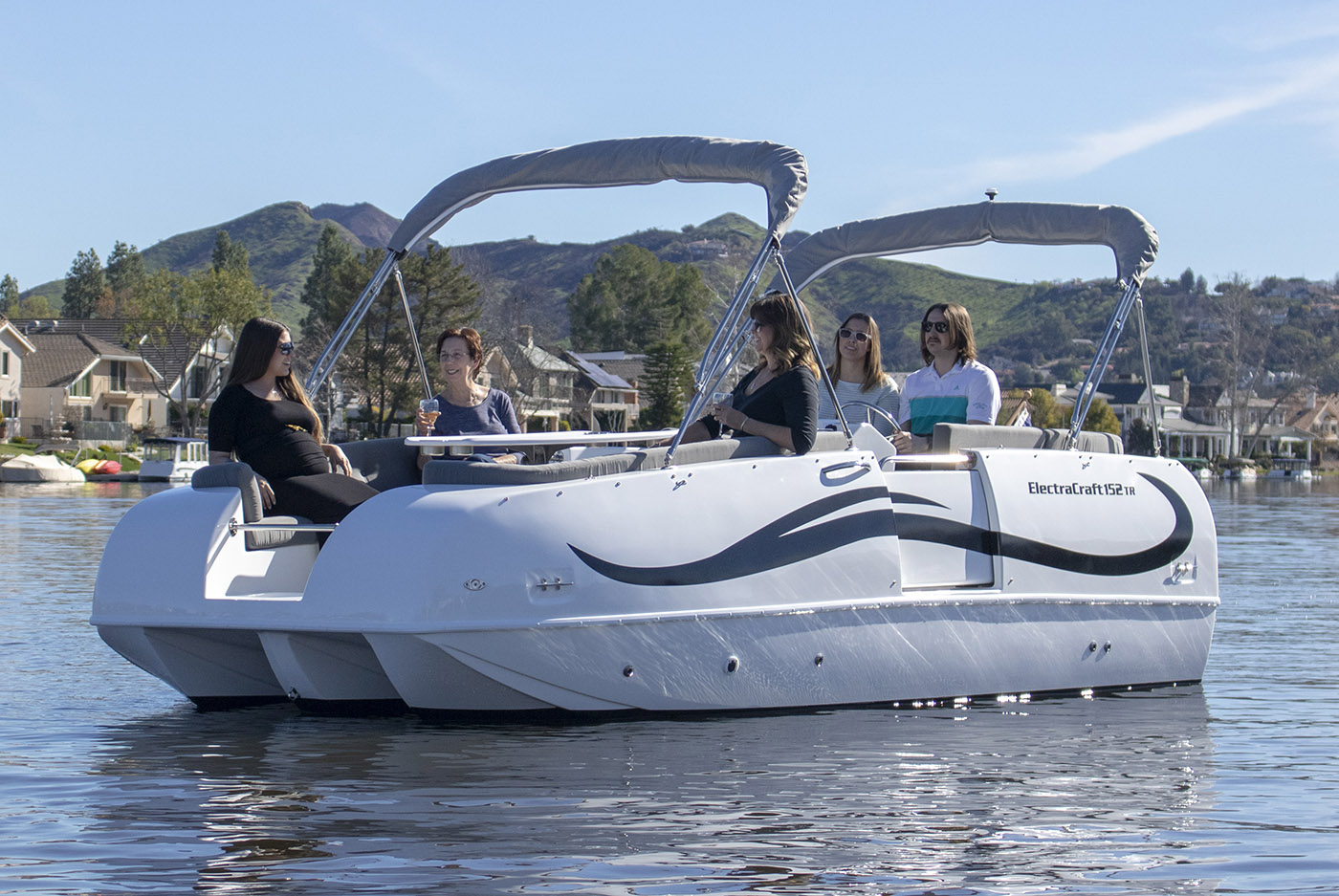 ElectraCraft – The Leading Manufacturer of Electric Power Boats